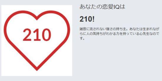 恋愛IQが20以上離れていると恋愛会話が盛り上がらない!?